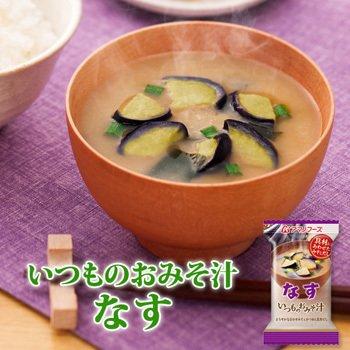 Amano Foods Freeze-dried Miso''miso Soup Itumono 7items 42pcs Food Sets