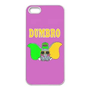 Dumbo For iPhone 5, 5S Cases Cover Cell Phone Cases STP368968