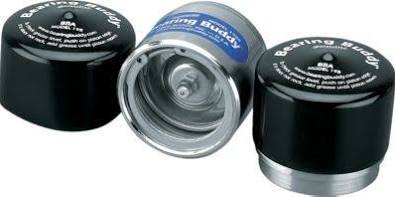 Bearing Buddy (42204) Stainless Steel Bearing Protectors with Auto Check (pair) - 1.980'' Diameter