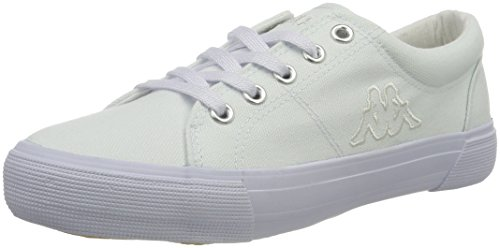 buy cheap best wholesale clearance hot sale Kappa Unisex Adults' Thestral Oc Low-Top Sneakers White discount websites sale footaction pick a best for sale 23bLa