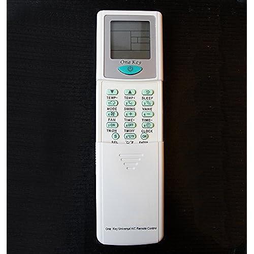 Universal Air Conditioner Remote Control Amazon Com