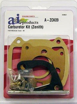 Case-IH Carburetor Kit Complete Zenith Part No A-ZCK09