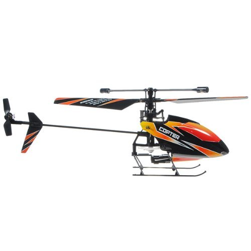 Rtf Mini Rc Helicopter - 4