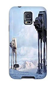 Ultra Slim Fit Hard DanRobertse Case Cover Specially Made For Galaxy S5- Star Wars