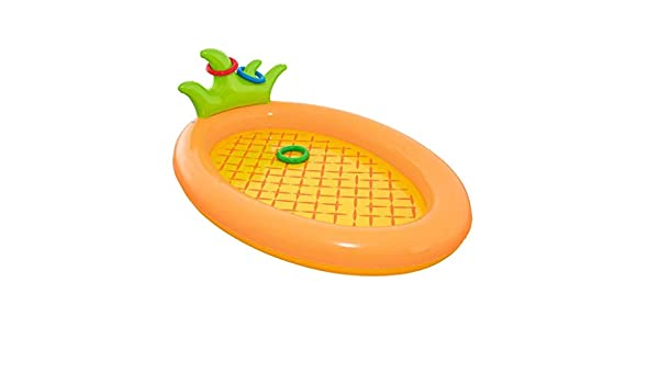 SWIM Piscina Inflable, 203 X143X60cm Piscina De Playa Al Aire ...
