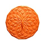 GIR: Get It Right Premium Silicone Round Lid, 10 Inches, Orange