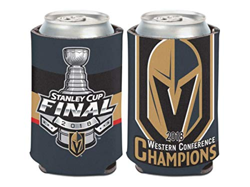 Wincraft Las Vegas Golden Knights 2018 Stanley Cup Final Western Conf Champs Can Cooler