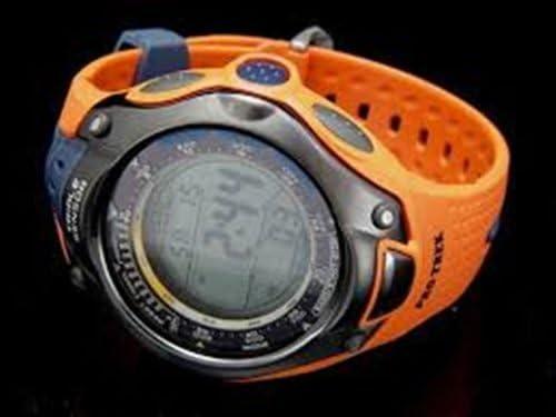 Casio Prg 70–4 Ver pour Homme Protrek altimètre Baromètre  8TmyI