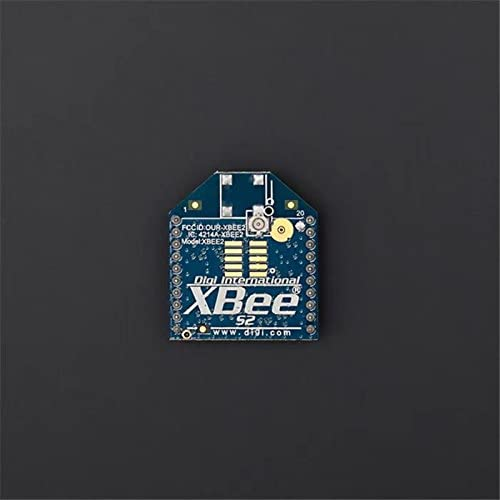 Very Reliable Data Transmission Supports Point-To-Point And Multi-Point Network Transmission Series 2.5 Compatible Both Scalable Firmware Zigbee Mesh Xbee 2Mw U.Fl Connection Series 2