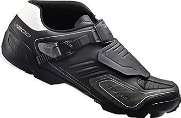 Shimano SH-M200L - Zapatillas MTB - Negro Talla: Amazon.es: Deportes y aire libre