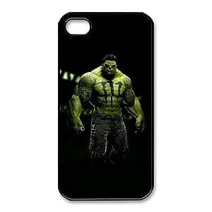 iphone4 4s phone cases Black Hulk Phone cover NAS3830908