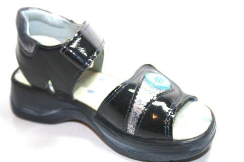 Ricosta , Sandales pour fille Bleu Bleu 25
