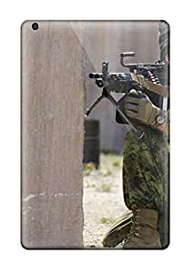 Snap-on Soldier Case Cover Skin Compatible With Ipad Mini/mini 2