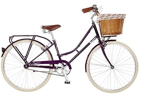 Bicicleta urbana de 26 pulgadas Galano, para mujeres, velocidad ...