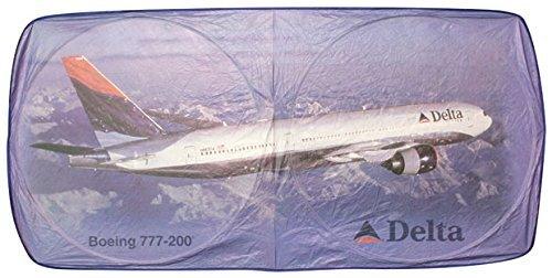light Miniatures Delta Airlines Boeing 777 Tyvek A