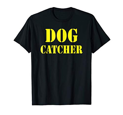 Dog Catcher Halloween Costume Shirt -