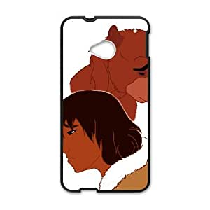 Brother Bear 2 HTC One M7 Cell Phone Case Black gift E5657890
