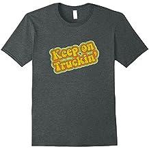 Vintage 1970s Keep On Truckin' T-Shirt: Men, Women, Kids