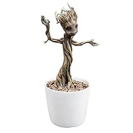 Amazon Com Guardians Of The Galaxy Dancing Groot Premium Motion