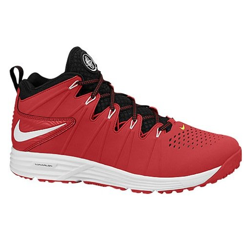 Nike HUARACHE LAX TURF University Red Men's Athletic Shoes 8.5 by Nike
