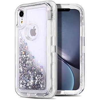 Amazon.com: WORLDMOM for iPhone XR Case, Three Layer Full