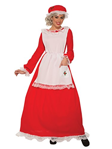 Womens Traditional Mrs Claus -