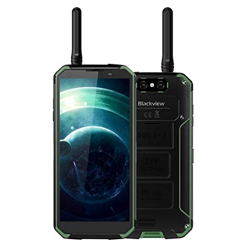 Blackview BV9500 Pro Rugged Smartphone 6GB+128GB 5,7 Android 8.1 ...