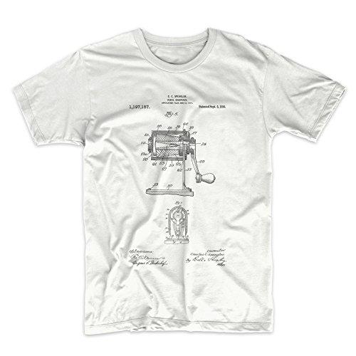 Sharpener Xx (Pencil Sharpener Patent T Shirt)