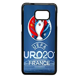 Durable Material Phone Case WithEuropean Cup logo Image On The Back For Samsung Galaxy S6 Edge Plus
