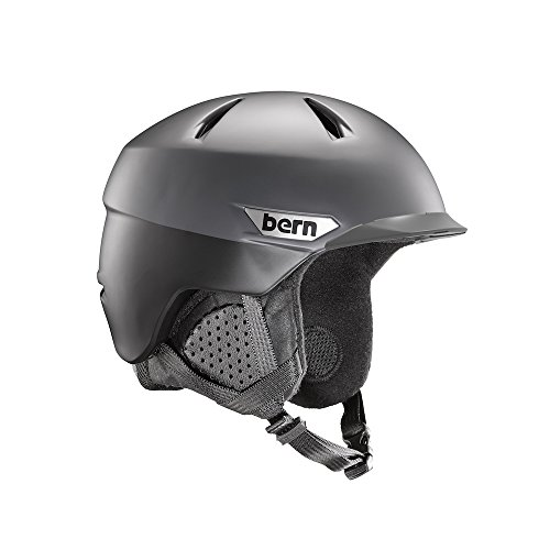 BERN Weston Peak Helmet Satin Black Two-Tone, L