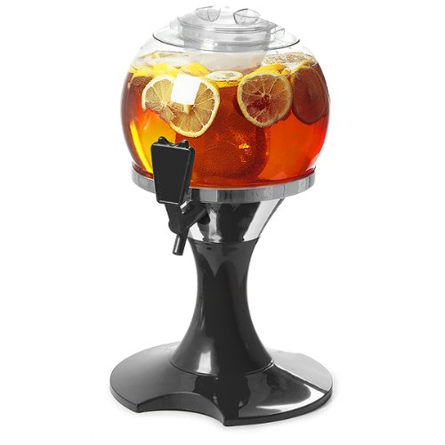 bar@drinkstuff Drinks Orb Beverage Dispenser 7 Pint Drinks Dispenser, Juice...