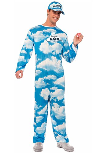 [Cloudy with a Chance of Rain Adult Costume] (Chance Of Rain Costume)