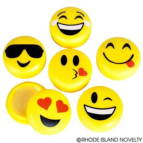 Emoji Lip Gloss 12pc 1.75