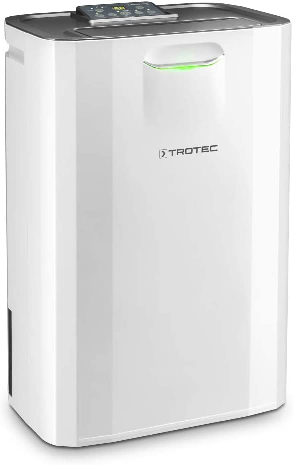 TROTEC Deshumidificador por Adsorción TTK 57 E / 9L / LED de ...
