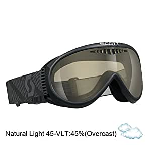 Amazon Com Scott Us Otg Storm Ski Goggles No Fog Fan