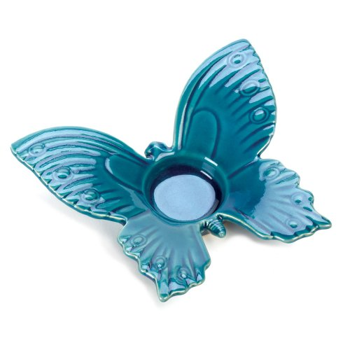 Gallery of Light BUTTERFLY TEALIGHT HOLDER - Butterfly Tealight Candle