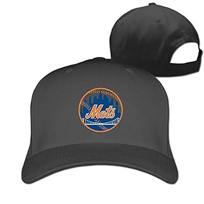 10-new-york-mets-logo Hat Plain Baseball Cap