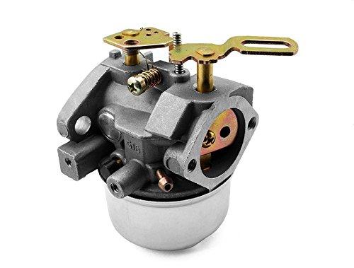 Carburetor Carb Replaces For TECUMSEH 640052 640054 Fits 125K02-0473-E1 125K02-0477-E1 125K02-0482-E1 Engine by The ROP Shop