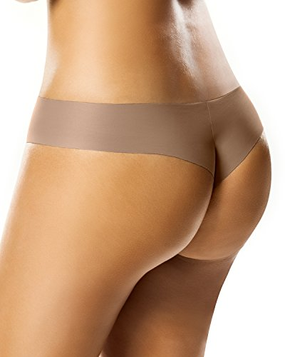 d62fda45140 Ride Up Seamless Thong Panty Leonisa