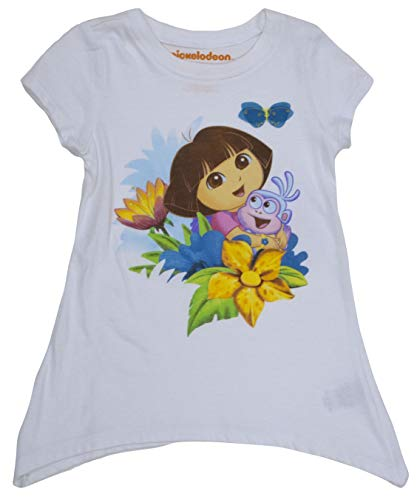 Dora The Explorer and Boots Toddler Tee Grey ()