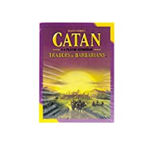 Mayfair Games Catan Traders and Barbarians 5-6 Player Extension