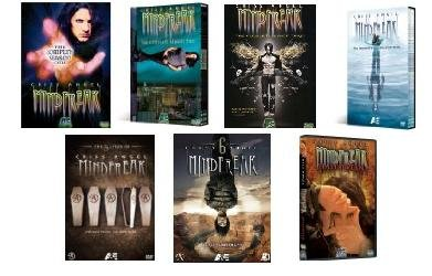 Criss Angel Mindfreak: The Complete Seasons 1, 2, 3, 4, 5 Lives, 6, & Halloween Special ()