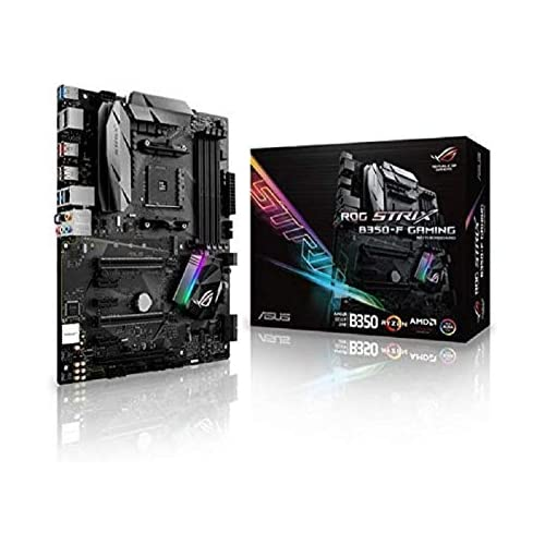 chollos oferta descuentos barato Asus AMD AM4 B350 ATX Placa base gaming con Aura Sync RGB LED DDR4 3200MHz M 2 SATA 6Gbps y USB 3 1