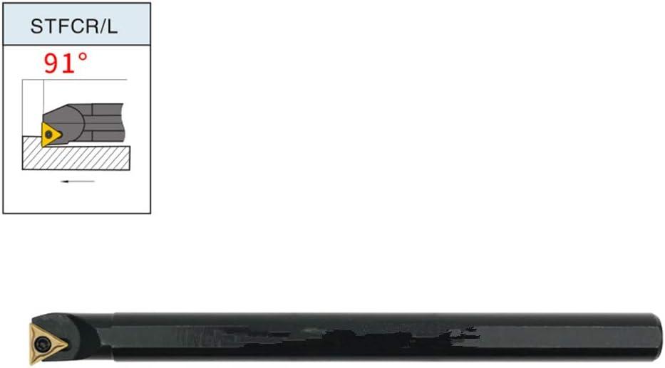 ZIYI 91/° S16Q-STFCR11 Index Internal Lathe Turning Holder For TCMT Inserts