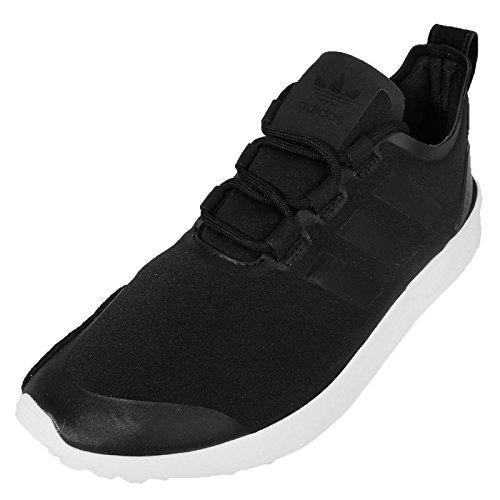 Adidas Zx Flux Adv Verve W, Core Negro / blanco, 5,5 nosotros negro