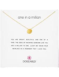 Dogeared Reminders Sand Dollar Charm Necklace, 18""