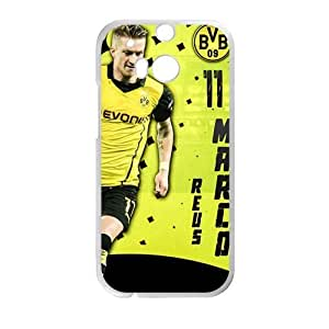 DAZHAHUI Marco Reus Cell Phone Case for HTC One M8