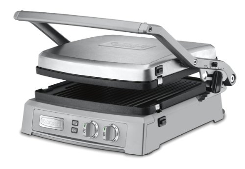 Cuisinart GR 150 Griddler Brushed Stainless