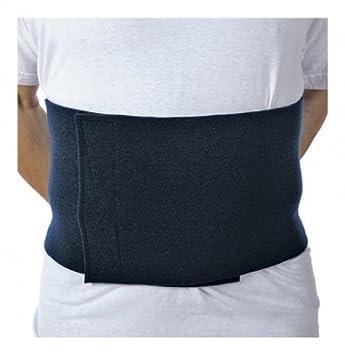 Amazon.com: Flexamed neopreno abdominal Carpeta y cintura ...