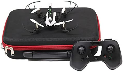 AIWOKE 휴대용 발신기 RC 악세사리 방수 여행 보호 이송 운 맘 보 수납 가방 케이스 for Parrot Mambo 숄더백 / AIWOKE Portable Drone RC Accessories Waterproof Travel Protection Transport Transport Ation Storage Bag Case for Parrot Mambo ...